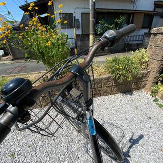 26インチ小学高学年用男の子自転車