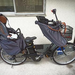 電動アシスト自転車、使用期間2ヶ月!!