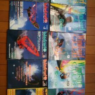 Windsurf CLUB/ウインドサーフ・クラブ 1995-1...