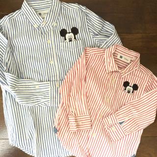 GAP ミッキーのシャツセット
