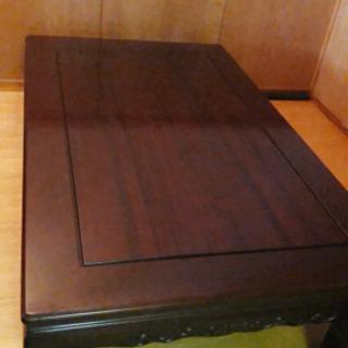 和室 ローテーブル