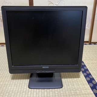 I-O DATA LCD-AD173SESB [17型 ス…