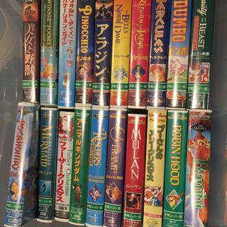 ディズニー スポンジボブ VHS