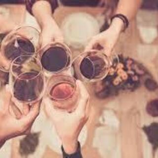 本日、飲み会します!感染症対策をして。