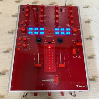 Vestax Red Beat PMC-05Pro4 ミキサー