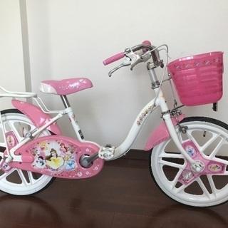 幼児用自転車18インチ
