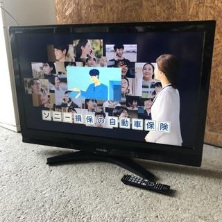 A0906 東芝 37インチ テレビ