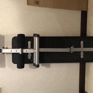 トレーニング用ベンチ(腹筋トレ可)