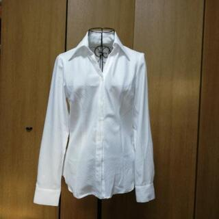 K.garcon ストライプ 白シャツ