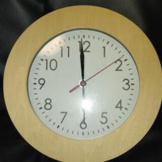 見やすい掛け時計