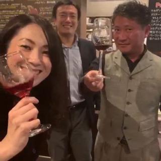 8月15日 横浜BBQワイン会のアルバイト
