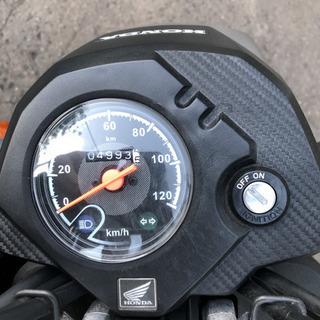 ホンダ ナビ110 HONDA navi110 バイク  - 恵庭市