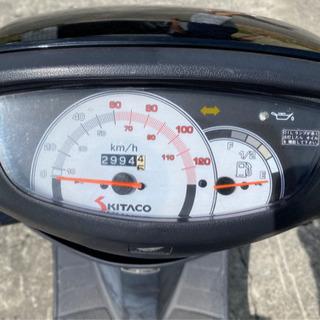 ホンダ スーパーディオ AF27 原付2種登録 ボアアップ済み - バイク