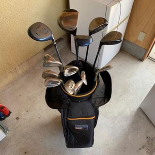 ゴルフセット ゴルフクラブ ゴルフバッグ 男性用