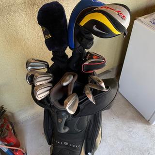 ゴルフセット2 ゴルフクラブ ゴルフバッグ 男性用