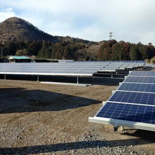 急募❗️太陽光発電所建設作業員