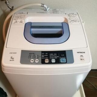 洗濯機NW-5TR&セミダブルマットレスお譲りします!