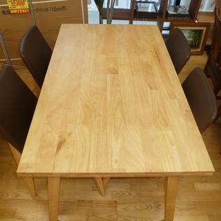 ダイニングテーブル☆ダイニングテーブル5点セット(テーブル+椅子...