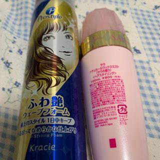 取引中☆ヘアスタイリング剤☆二つセット の画像