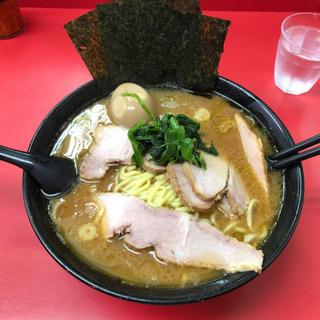 横浜家系ラーメン好きな方とお友達に。