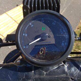 中華バイク ミニモトの画像