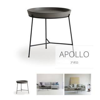 新品☆ APOLLO end tableサイドテーブル