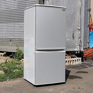 2ドア冷蔵庫◆SHARP◆2010年製◆保証付き◆配送設置…