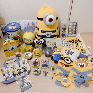 🍌ミニオンズ🍌グッズ・おもちゃなど30点以上セット🍌新品&非売品...