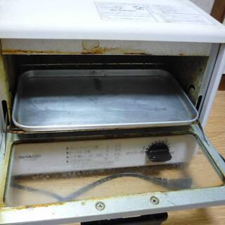 【ネット決済】SHARP シャープ オーブントースター