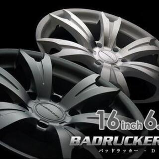 200系ハイエース 415コブラ バッドラッカーD 16インチ