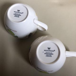 ウェッジウッド  サラズガーデン カップ