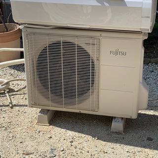 富士通エアコン 2010年 23畳 中古 取り付け工事可能