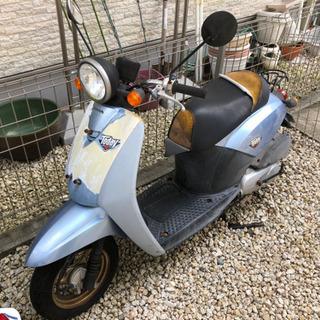 取引完了【あげます】ジャンク 条件付き ホンダ トゥデイ 50ccの画像