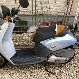 取引完了【あげます】ジャンク 条件付き ホンダ トゥデイ 50cc - バイク