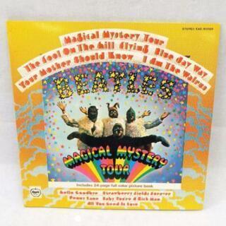 ビートルズ レコード MAGICAL MYSTERY TOUR