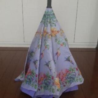 新品!晴雨兼用逆さ傘(レディース)
