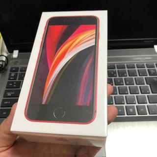 新型iPhone  SE2 64G レッド simフリー