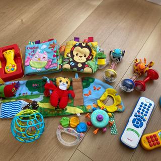 おもちゃ ベビージムなど15点