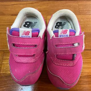 ニューバランス 14.5 幼児靴