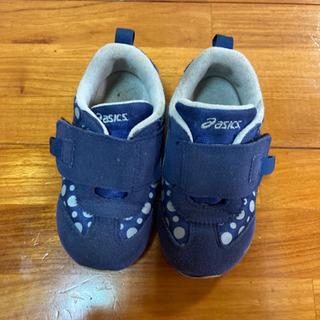 アシックス 15.0 幼児靴