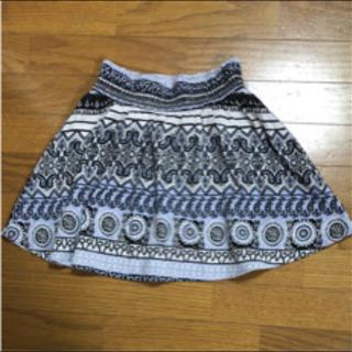 インナーパンツ付きスカート