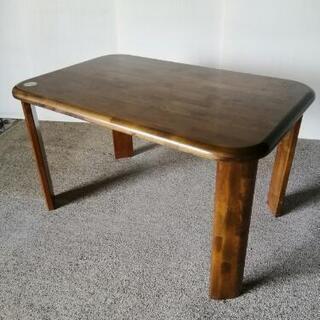 脚組み立て式ダイニングテーブル   2