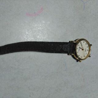 LAMER 女性向け腕時計(中古)