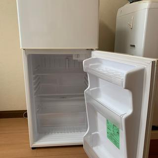 500円冷蔵庫109L、8/19まで!