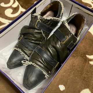 【使用頻度低め】靴25.0