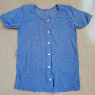 ☆マタニティ☆フロントボタンシャツ