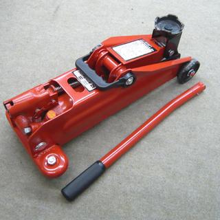 札幌 2t フロアジャッキ 油圧式 車輪付き エマーソン EM-...