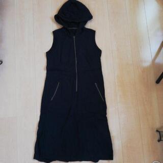 ☆マタニティ☆フード付きジャンパースカート