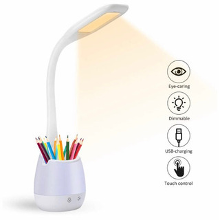 新品未使用、デスクライト コードレス 電気スタンド LED ライト