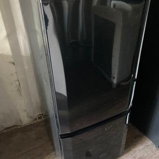 0814-201 MITSUBISHI 2ドア冷蔵庫 20…